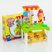 Колор Дог 8727 набор для лепки тесто Color Dough пластилин с столиком