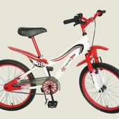 Велосипед 2-х колес 18'' 141801