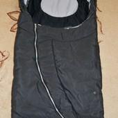Спальный мешок, конверт, чехол на ножки в коляску Bebe Confort Teknic