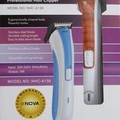 Машинка для стрижки волос Nova Nhc-6138  + аккумулятор
