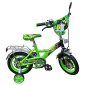 Велосипед детский Profi 1232B-1, 12 дюймов