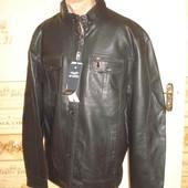 Куртка кожаная  р. 56-58