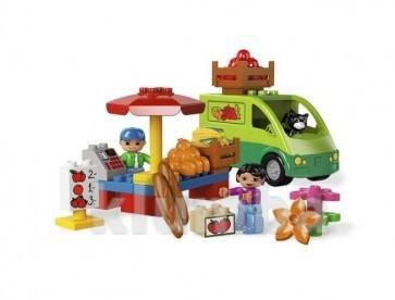Lego duplo продовольcтвеный рынок фото №1