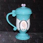 Чашка кубок с принцесами большая