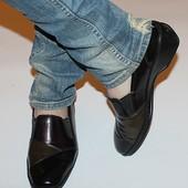 Туфли Ara, 37,5 р, кожа полная, Германия, оригинал