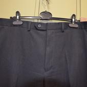 Новые мужские классические брюки в мелкую полосочку