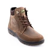 мужские ботинки натуральная кожа Модель:  046к