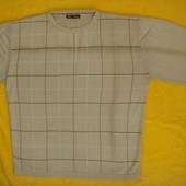 Фирменный свитер,для мужчины размер 48-50.