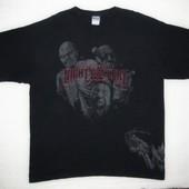 Фирменная футболка Gildan р. XL Гаити.