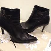 Полусапожки Ботинки Сапоги Женские Демисезон 38 размер