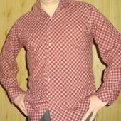 Фірмова стильна рубашка  сорочка .бренд D&H.м-л.