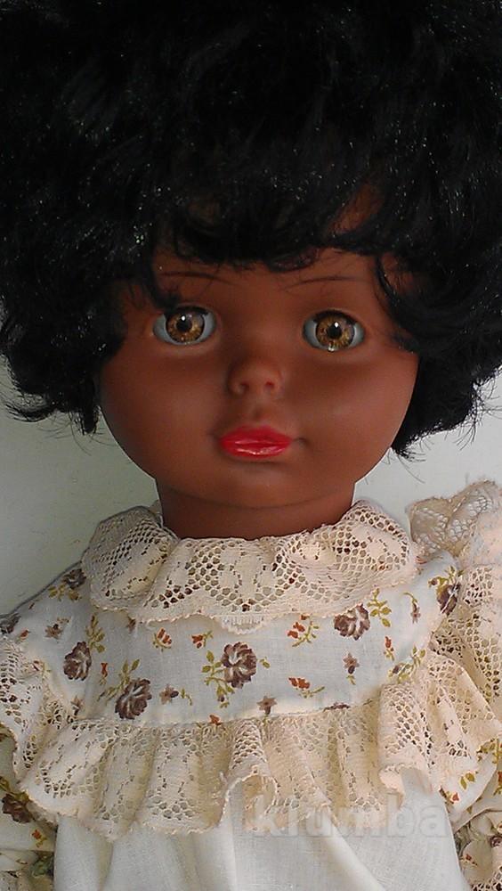 Кукла lissi batz этно 50см гдр винтаж шикарная фото №1