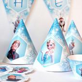 """Холодное сердце/Frozen"". Декор Candy Bar"