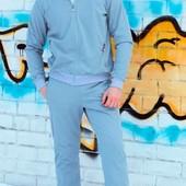 Мужской спортивный костюм 144 (с начесом)