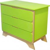 Комод с пеленальным столиком «Nova», Indigo Wood 32891