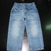 очень крутые джинсы Black Tuna 12 мес регулировка в поясе состояние новых