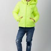 Куртка для девочки Теди - куртка и жилет!