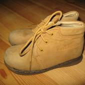 Ботинки кожанные Port Louis (порт луис)  Размер 29