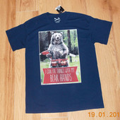 Новая футболка Large для мужчины, размер L