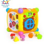 Игрушка Huile Toys Волшебный кубик