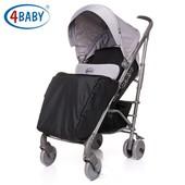 Детская коляска прогулочная 4baby - Croxx (4 цвета)