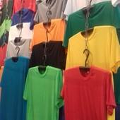 Новые Однотонные хлопковые футболки