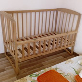Детская кроватка Ольха+ бампера