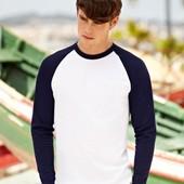 Мужские футболки с длинным рукавом 028, цвета в наличии, фото внутри