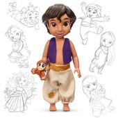 Кукла Аладдин 40 см. Disney, Animators Collection