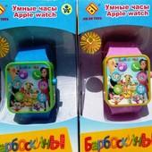 Интерактивные часы Барбоскини.