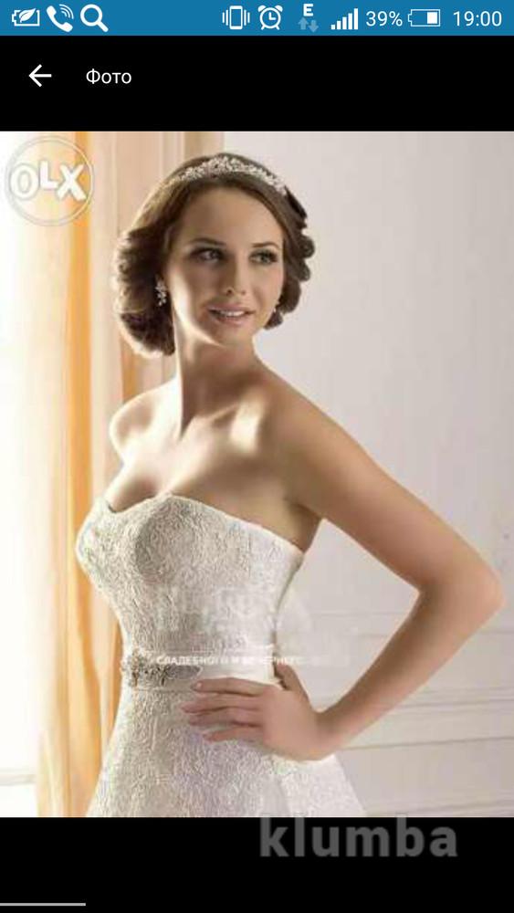 Продам свадебное платье коллекцииidulli фото №1