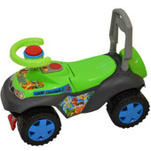 Детская Каталка Kinderway Динно (11-003) Зеленый