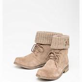 Женские кожаные ботинки Marco Tozzi. Германия!
