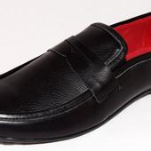 Мужские классические мокасины Лоферы кожа замша Код: Код: 223 Saturno loafer's