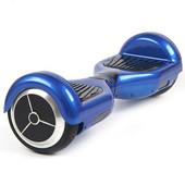 + видео! Доставка! гироскутер Smart Balance Wheel синий (ES-01-4) + сумка