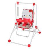 Бемби NA 02В качели стульчик 2 в 1 качеля напольная Bambi детская