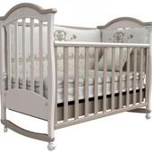 Детская кроватка Верес Соня ЛД3 капучино 03.10