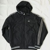 Утепленная куртка, ветровка Adidas(11916,11917),р-ры S-L