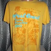 Фирменная футболка F&F р. XL 52-54