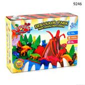 Тесто для лепки Волшебный пластилин Plasticine Magical набор play doh плей