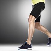 Спортивные короткие шорты для спорта Унисекс Tchibo S