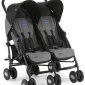 прогулочная коляска для двойни Chicco Echo twin