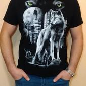 Мужская футболка 17098