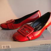 "Туфли ""Ashley brooke"" 39р. (25,5 см стелька)"