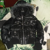деми куртка на рост 157-162