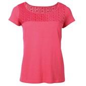 Новая футболка для девушки. Esmara. Доступна в размерах: S (10-12). М (14-16)