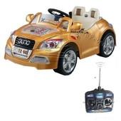 Электромобиль детский Bambi B28ars-6, радиоуправляемый, цвет Gold