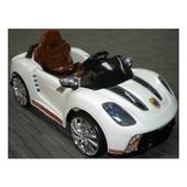 Детский Электромобиль Bambi м 1603 R-1, радиоуправляемый, Porsche, цвет белый