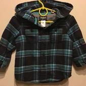 Рубашка с капюшоном детская Osh Kosh