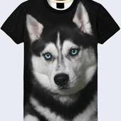 3D футболки Для сильных и стильных